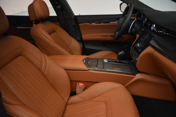 New 2018 Maserati Quattroporte S Q4 for sale Sold at Pagani of Greenwich in Greenwich CT 06830 18