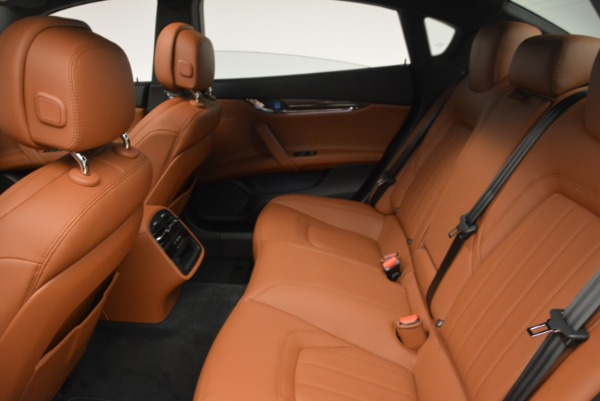 New 2018 Maserati Quattroporte S Q4 for sale Sold at Pagani of Greenwich in Greenwich CT 06830 21