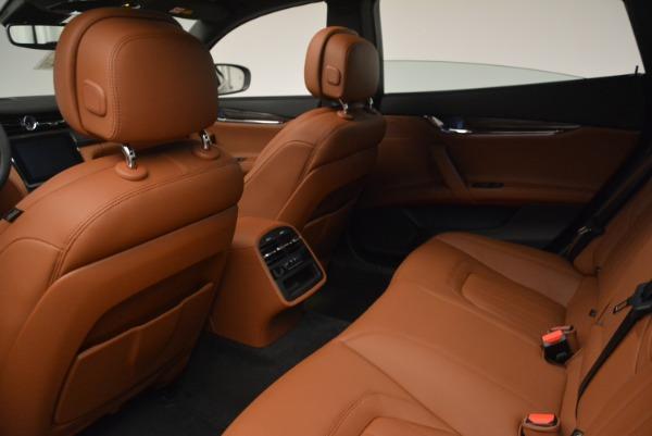 New 2018 Maserati Quattroporte S Q4 for sale Sold at Pagani of Greenwich in Greenwich CT 06830 22