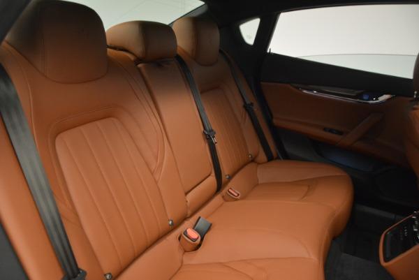 New 2018 Maserati Quattroporte S Q4 for sale Sold at Pagani of Greenwich in Greenwich CT 06830 25