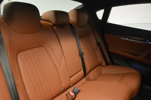 New 2018 Maserati Quattroporte S Q4 for sale Sold at Pagani of Greenwich in Greenwich CT 06830 26
