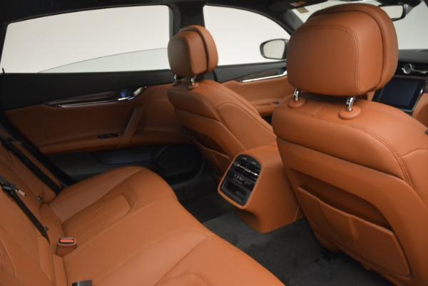 New 2018 Maserati Quattroporte S Q4 for sale Sold at Pagani of Greenwich in Greenwich CT 06830 28