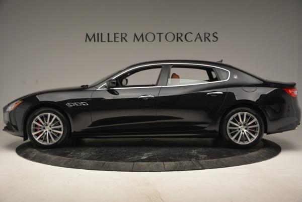 New 2018 Maserati Quattroporte S Q4 for sale Sold at Pagani of Greenwich in Greenwich CT 06830 3