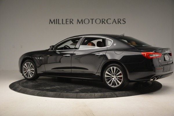New 2018 Maserati Quattroporte S Q4 for sale Sold at Pagani of Greenwich in Greenwich CT 06830 4