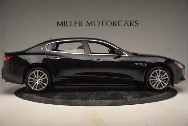 New 2018 Maserati Quattroporte S Q4 for sale Sold at Pagani of Greenwich in Greenwich CT 06830 9