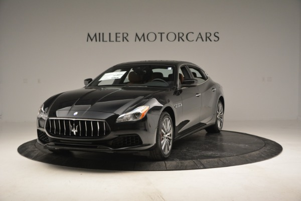 New 2018 Maserati Quattroporte S Q4 for sale Sold at Pagani of Greenwich in Greenwich CT 06830 1