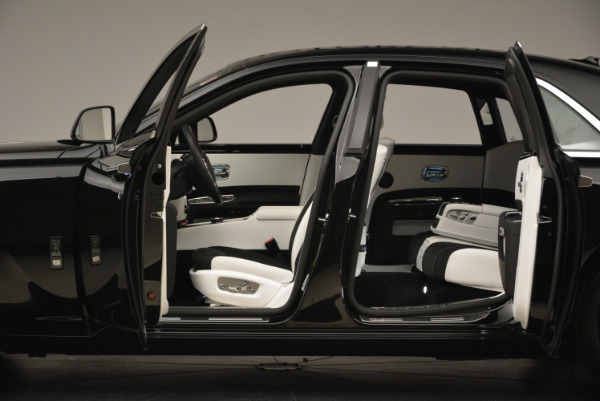 Used 2017 Rolls-Royce Ghost Black Badge for sale Sold at Pagani of Greenwich in Greenwich CT 06830 15