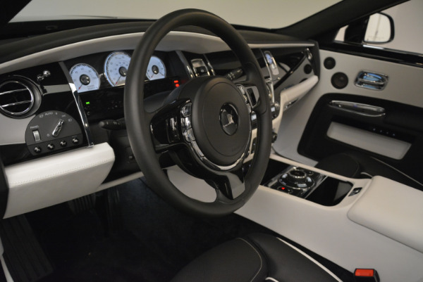 Used 2017 Rolls-Royce Ghost Black Badge for sale Sold at Pagani of Greenwich in Greenwich CT 06830 18