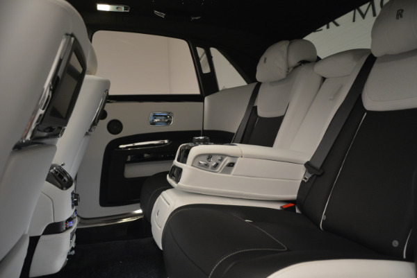 Used 2017 Rolls-Royce Ghost Black Badge for sale Sold at Pagani of Greenwich in Greenwich CT 06830 24