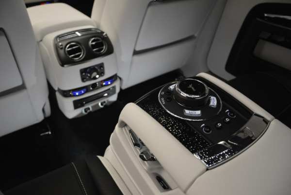 Used 2017 Rolls-Royce Ghost Black Badge for sale Sold at Pagani of Greenwich in Greenwich CT 06830 25