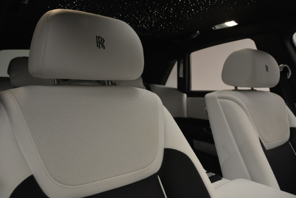 Used 2017 Rolls-Royce Ghost Black Badge for sale Sold at Pagani of Greenwich in Greenwich CT 06830 27