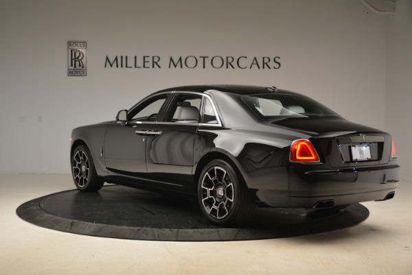 Used 2017 Rolls-Royce Ghost Black Badge for sale Sold at Pagani of Greenwich in Greenwich CT 06830 3