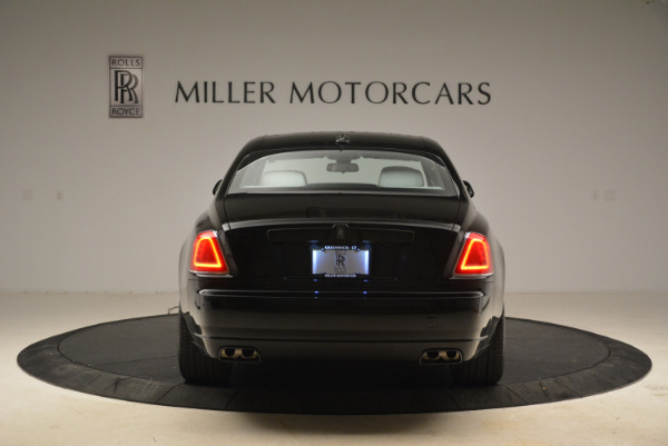 Used 2017 Rolls-Royce Ghost Black Badge for sale Sold at Pagani of Greenwich in Greenwich CT 06830 4