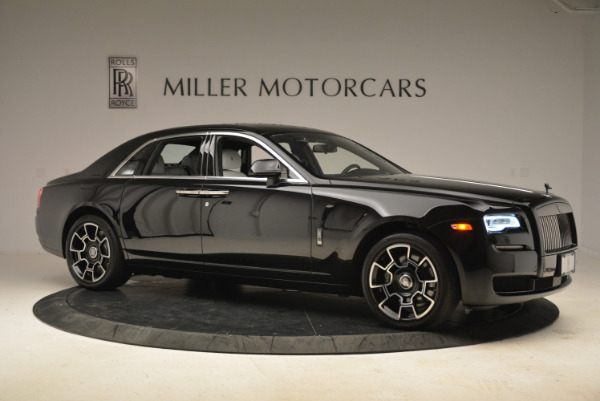 Used 2017 Rolls-Royce Ghost Black Badge for sale Sold at Pagani of Greenwich in Greenwich CT 06830 8