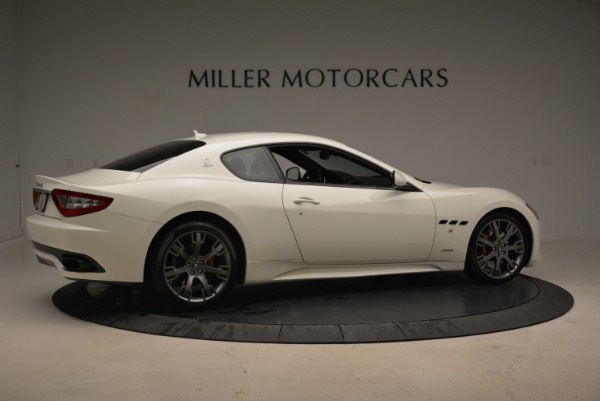 Used 2016 Maserati GranTurismo Sport for sale Sold at Pagani of Greenwich in Greenwich CT 06830 10