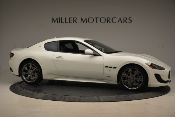 Used 2016 Maserati GranTurismo Sport for sale Sold at Pagani of Greenwich in Greenwich CT 06830 12