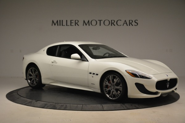 Used 2016 Maserati GranTurismo Sport for sale Sold at Pagani of Greenwich in Greenwich CT 06830 13