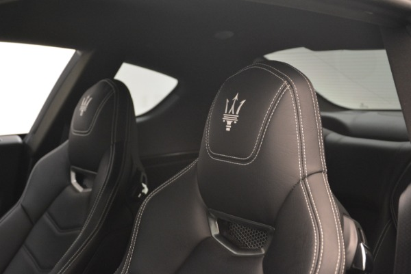 Used 2016 Maserati GranTurismo Sport for sale Sold at Pagani of Greenwich in Greenwich CT 06830 18