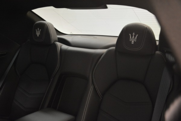 Used 2016 Maserati GranTurismo Sport for sale Sold at Pagani of Greenwich in Greenwich CT 06830 21