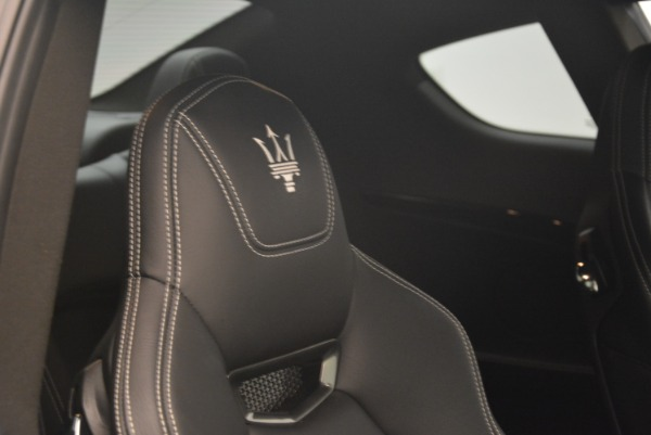 Used 2016 Maserati GranTurismo Sport for sale Sold at Pagani of Greenwich in Greenwich CT 06830 27