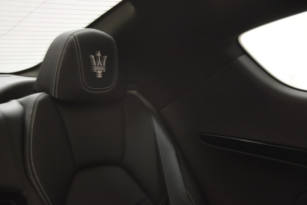 Used 2016 Maserati GranTurismo Sport for sale Sold at Pagani of Greenwich in Greenwich CT 06830 28
