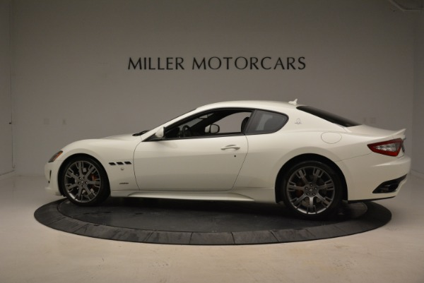 Used 2016 Maserati GranTurismo Sport for sale Sold at Pagani of Greenwich in Greenwich CT 06830 4