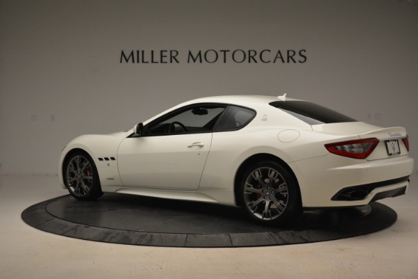 Used 2016 Maserati GranTurismo Sport for sale Sold at Pagani of Greenwich in Greenwich CT 06830 5
