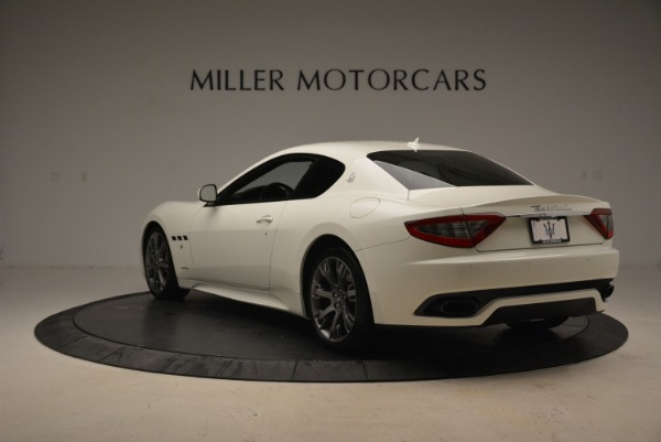 Used 2016 Maserati GranTurismo Sport for sale Sold at Pagani of Greenwich in Greenwich CT 06830 6