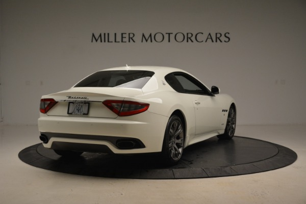 Used 2016 Maserati GranTurismo Sport for sale Sold at Pagani of Greenwich in Greenwich CT 06830 8