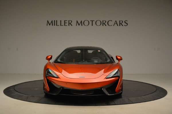 New 2018 McLaren 570S Spider for sale Sold at Pagani of Greenwich in Greenwich CT 06830 22