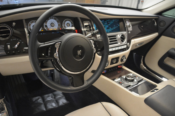 Used 2015 Rolls-Royce Wraith for sale Sold at Pagani of Greenwich in Greenwich CT 06830 16