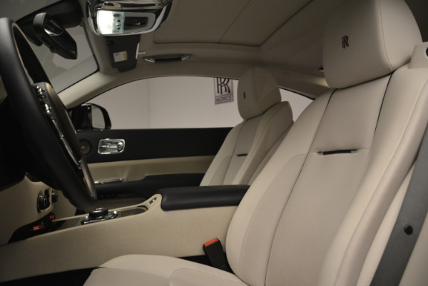 Used 2015 Rolls-Royce Wraith for sale Sold at Pagani of Greenwich in Greenwich CT 06830 17