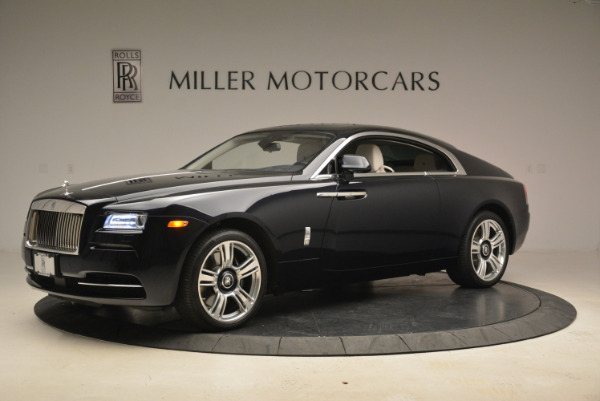 Used 2015 Rolls-Royce Wraith for sale Sold at Pagani of Greenwich in Greenwich CT 06830 2