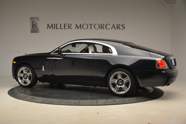 Used 2015 Rolls-Royce Wraith for sale Sold at Pagani of Greenwich in Greenwich CT 06830 4