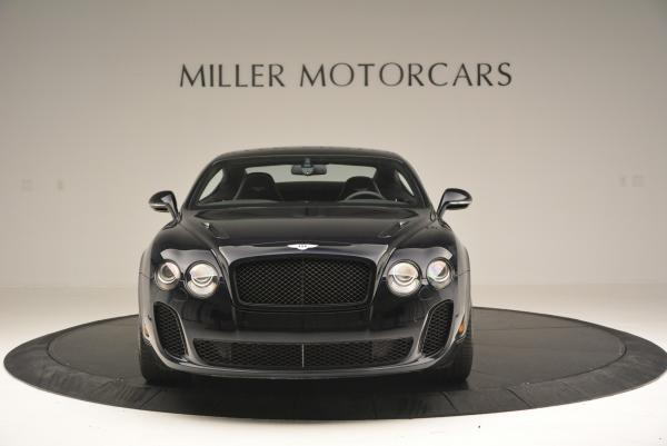 Used 2010 Bentley Continental Supersports for sale Sold at Pagani of Greenwich in Greenwich CT 06830 12