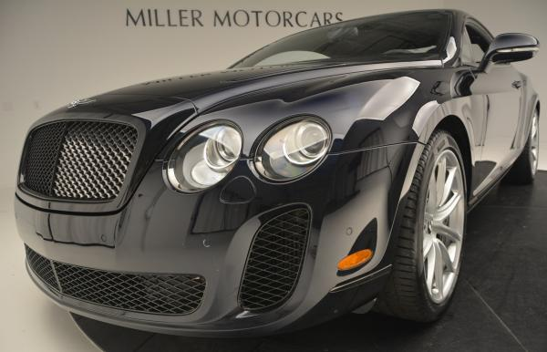 Used 2010 Bentley Continental Supersports for sale Sold at Pagani of Greenwich in Greenwich CT 06830 15