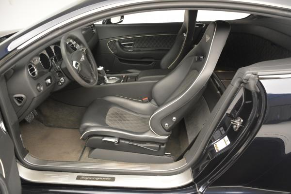 Used 2010 Bentley Continental Supersports for sale Sold at Pagani of Greenwich in Greenwich CT 06830 22
