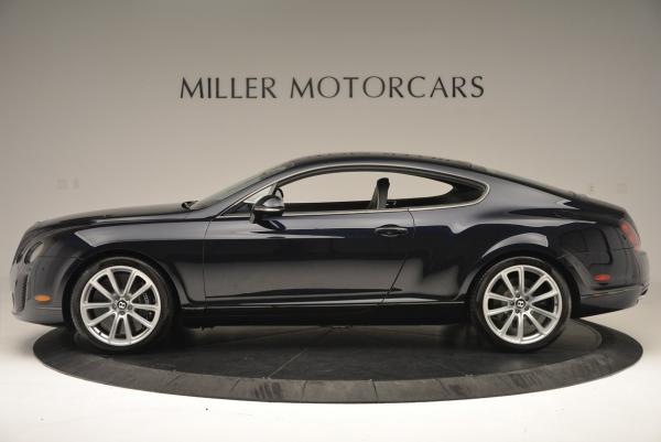 Used 2010 Bentley Continental Supersports for sale Sold at Pagani of Greenwich in Greenwich CT 06830 3