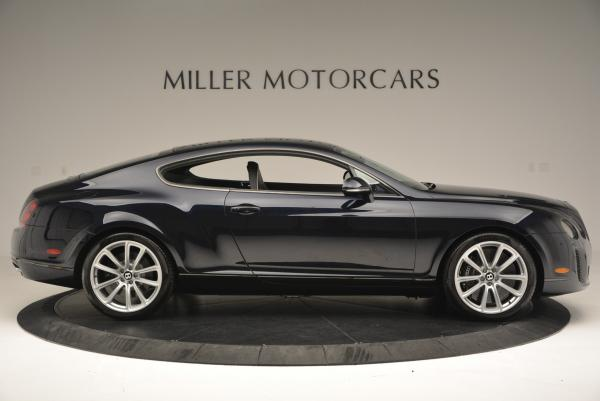 Used 2010 Bentley Continental Supersports for sale Sold at Pagani of Greenwich in Greenwich CT 06830 9
