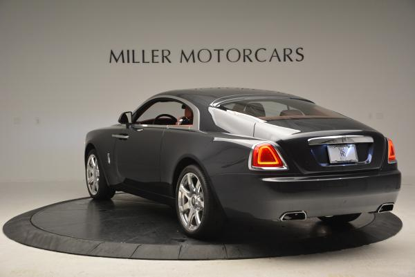 Used 2016 Rolls-Royce Wraith for sale Sold at Pagani of Greenwich in Greenwich CT 06830 4