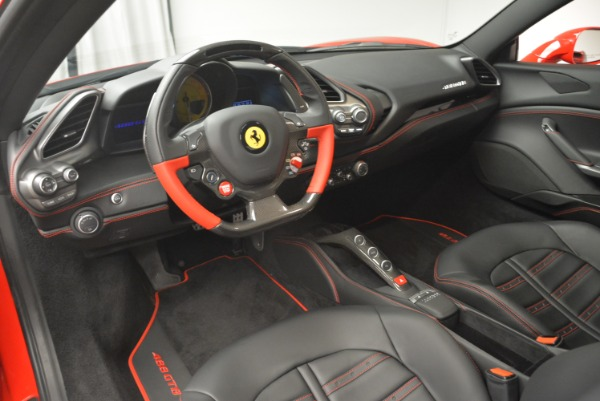 Used 2016 Ferrari 488 GTB for sale Sold at Pagani of Greenwich in Greenwich CT 06830 13