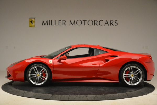 Used 2016 Ferrari 488 GTB for sale Sold at Pagani of Greenwich in Greenwich CT 06830 3