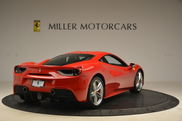 Used 2016 Ferrari 488 GTB for sale Sold at Pagani of Greenwich in Greenwich CT 06830 7