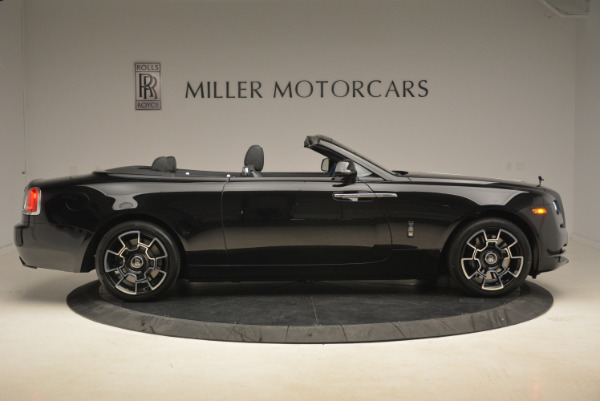New 2018 Rolls-Royce Dawn Black Badge for sale Sold at Pagani of Greenwich in Greenwich CT 06830 8