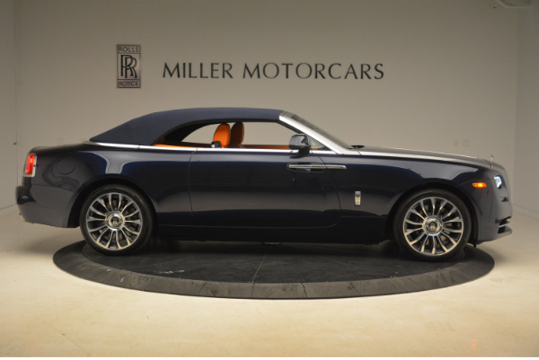 New 2018 Rolls-Royce Dawn for sale Sold at Pagani of Greenwich in Greenwich CT 06830 21