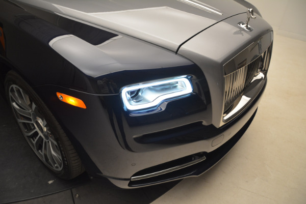 New 2018 Rolls-Royce Dawn for sale Sold at Pagani of Greenwich in Greenwich CT 06830 26