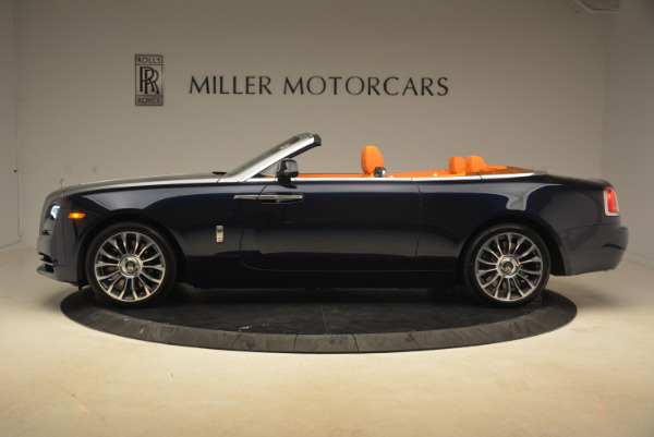 New 2018 Rolls-Royce Dawn for sale Sold at Pagani of Greenwich in Greenwich CT 06830 3