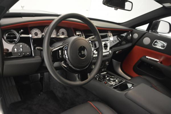 New 2016 Rolls-Royce Wraith for sale Sold at Pagani of Greenwich in Greenwich CT 06830 19