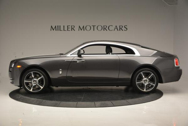 New 2016 Rolls-Royce Wraith for sale Sold at Pagani of Greenwich in Greenwich CT 06830 2