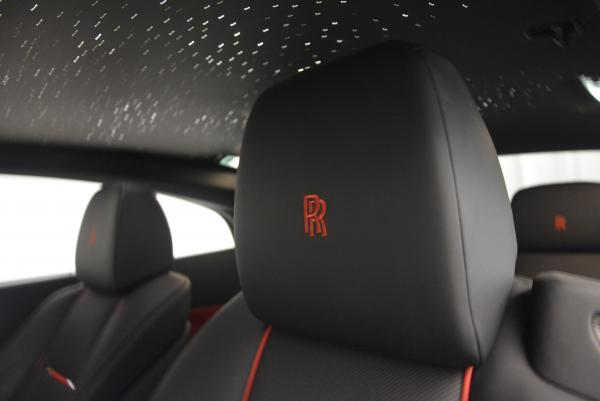 New 2016 Rolls-Royce Wraith for sale Sold at Pagani of Greenwich in Greenwich CT 06830 25